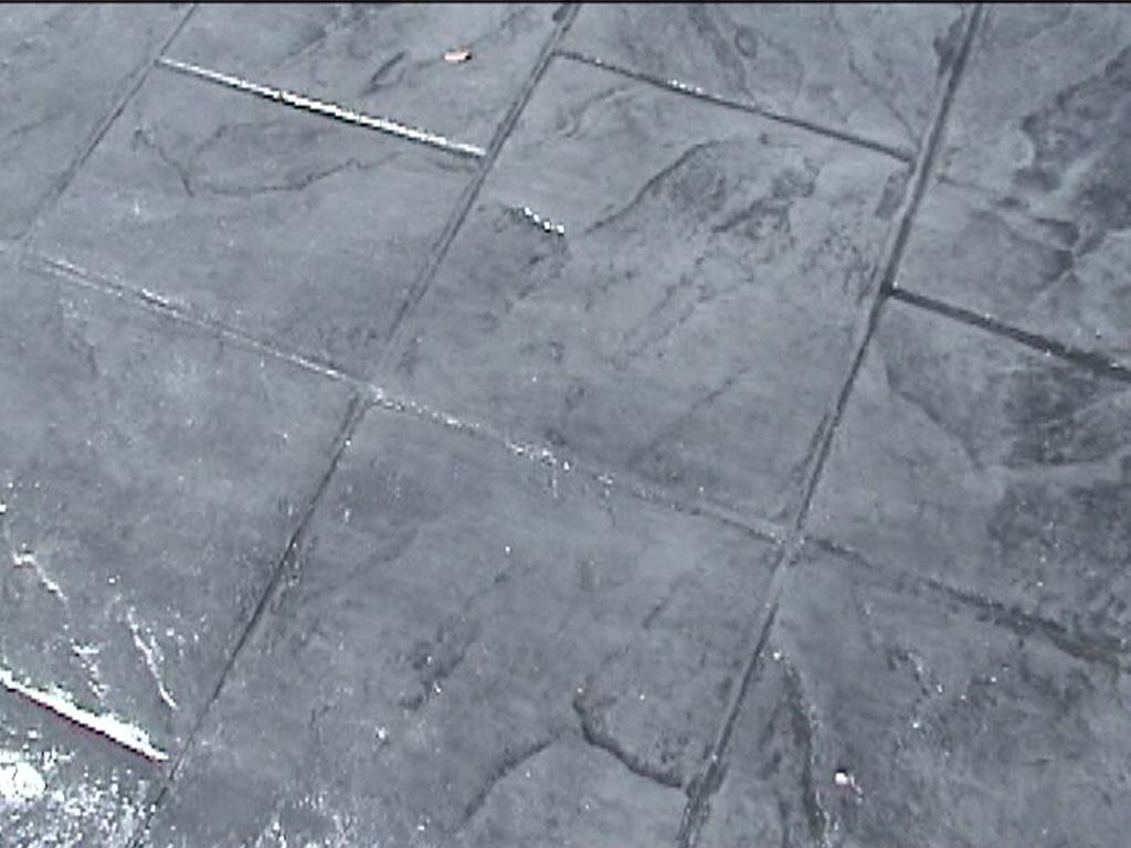 Patios andadores y calles pisos estampados de concreto Cemento estampado fotos